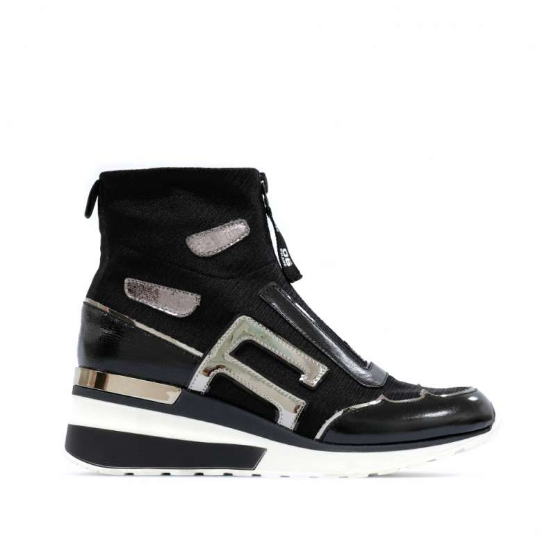 SNEAKERS AMARANTA BLACK
